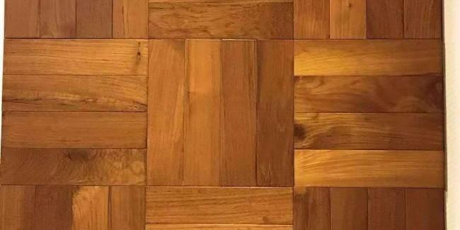 全屋定制中柚木地板未来是否会代替瓷砖?