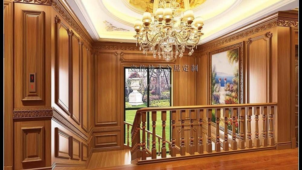 柚木楼梯03