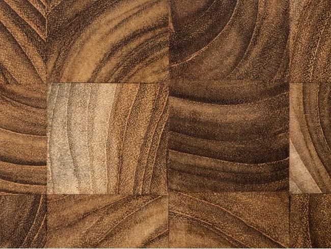不同类型的柚木——柚木木材类型