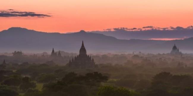 缅甸——缅甸柚木的故乡