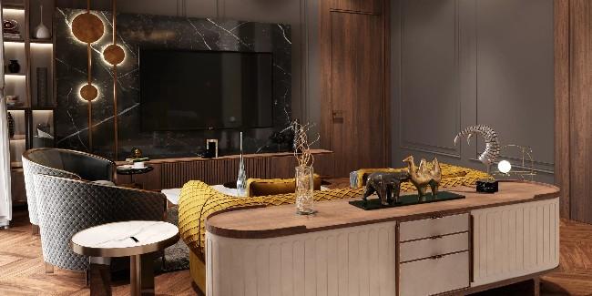 适合家装的几种原木木材