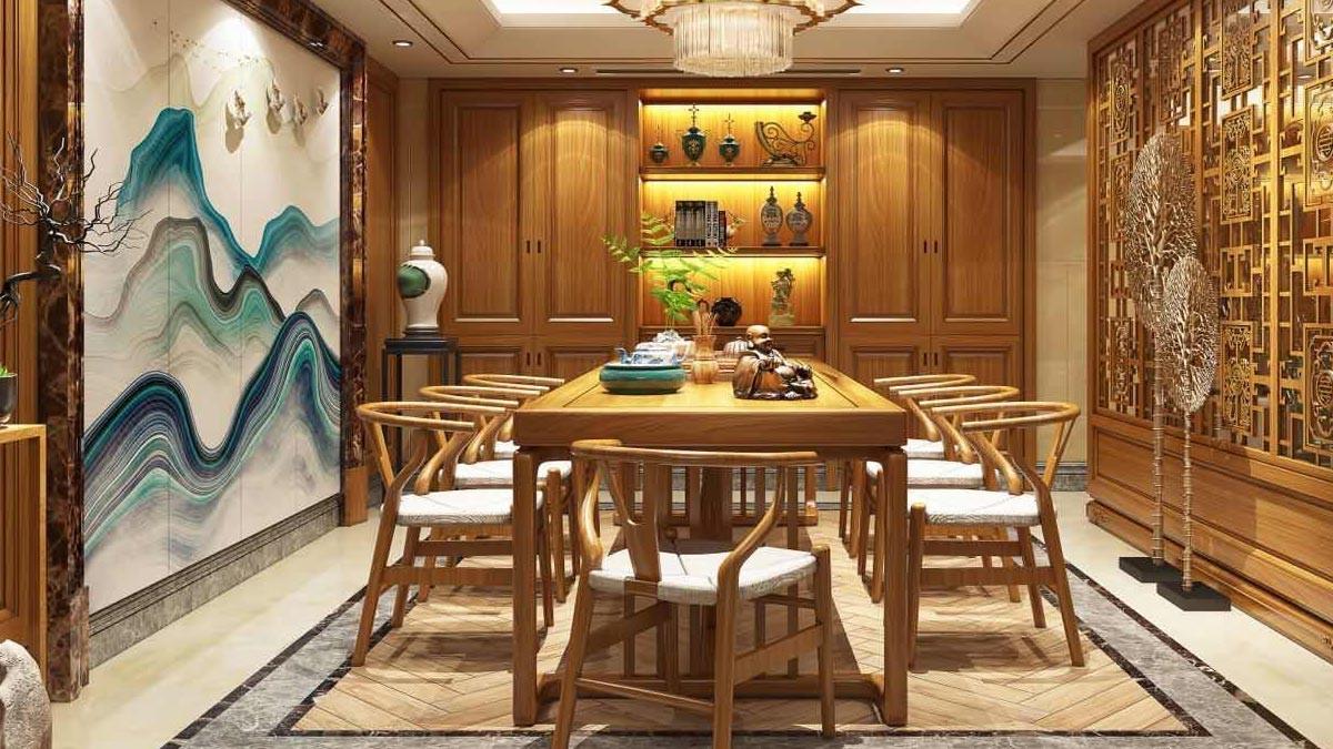 茶室柜1221