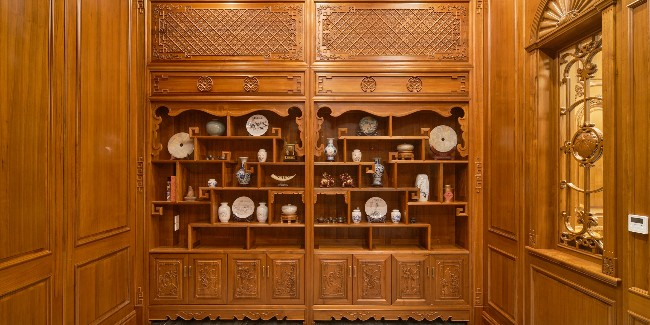 怎么去更好的清洗柚木木柜呢?