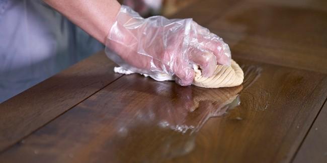实木全屋定制中木器涂料——木蜡油