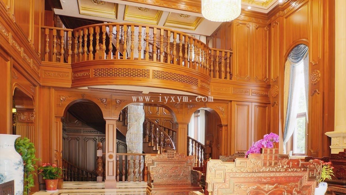 柚木楼梯LT01